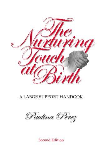 9780964115989: The Nurturing Touch at Birth: A Labor Support Handbook