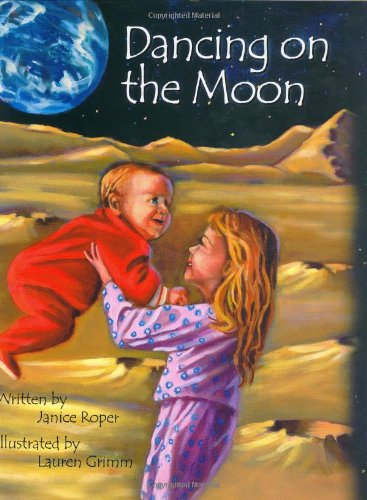 9780964121867: Dancing on the Moon