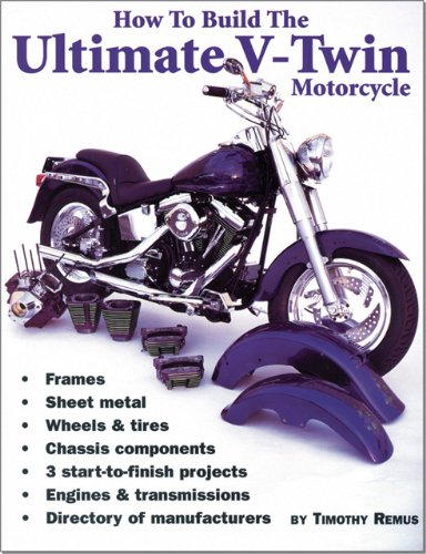 9780964135826: How to Build the Ultimate V-Twin Motorcycle