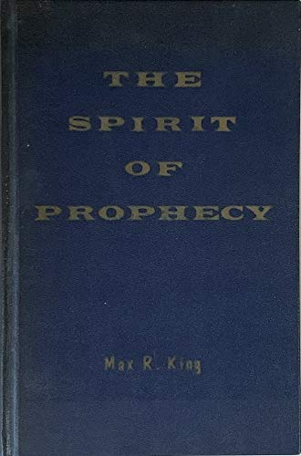 9780964138872: The Spirit of Prophecy
