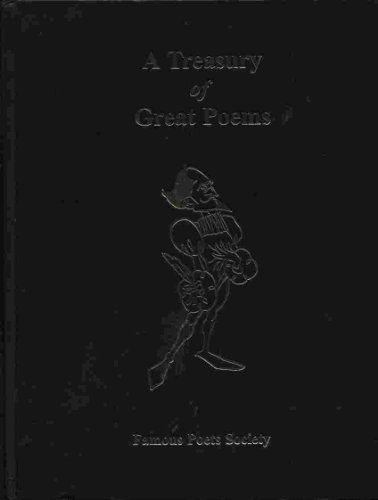 A Treasury of Great Poems: Various