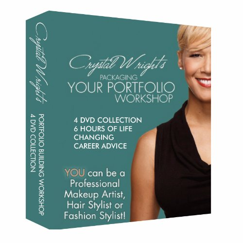 9780964157262: Crystal Wright's 1-Day Packaging Your Portfolio Workshop