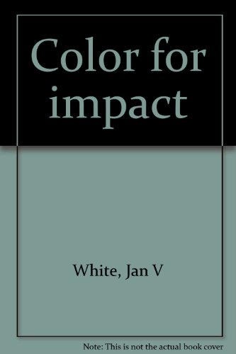 9780964159419: Color for impact