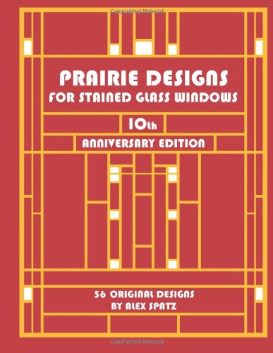 9780964159709: Prairie Designs for Stained Glass Windows