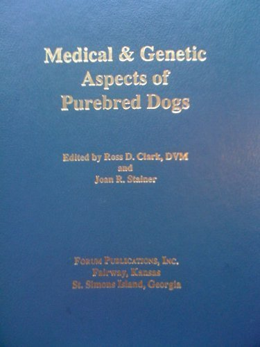 Medical and Genetic Aspects of Purebred Dogs: Stainer, Joan R.