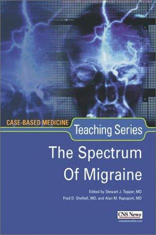 The Spectrum of Migraine: Rapoport, Alan M.;
