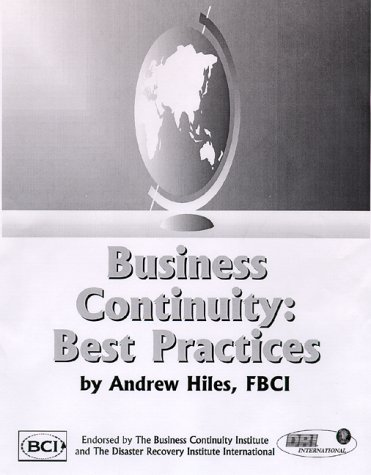 9780964164833: Business Continuity: Best Practices