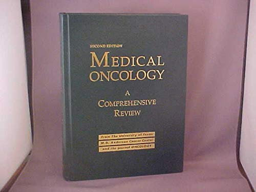 9780964182318: Medical Oncology: A Comprehensive Review, Second Edition