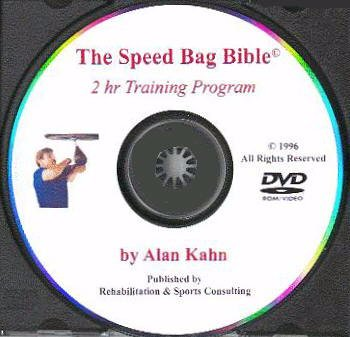 9780964182752: The Speed Bag Bible two hour training program DVD