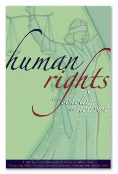 9780964202337: Human Rights: The Scholar as Activist