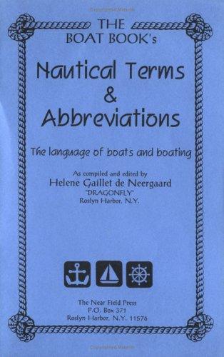 9780964214804: Nautical Terms & Abbreviations