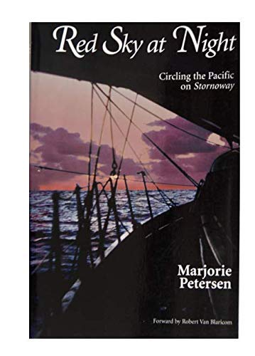9780964239418: Red Sky at Night: Circling the Pacific in Stornoway