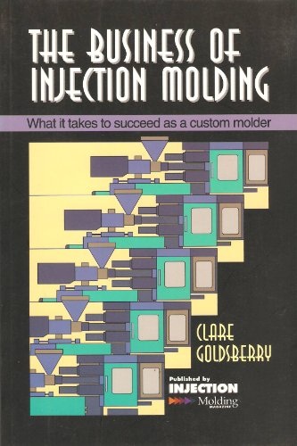 9780964257092: The Business of Injection Molding: What It Takes to Succeed As a Custom Molder (Injection Molding Management Series)