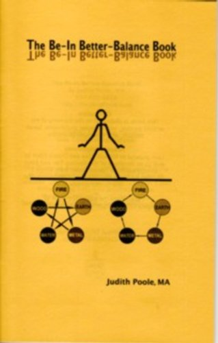 The Be-In-Better-Balance-Book: Judith Poole