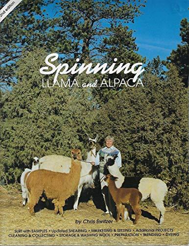9780964266308: Spinning Llama and Alpaca