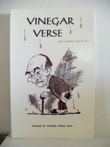 9780964270404: Vinegar Verse Comic Valentines From the Past