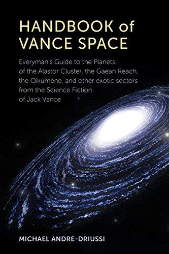 9780964279575: Handbook of Vance Space