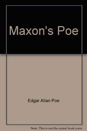 Maxon's Poe: Seven stories and poems: Edgar Allan Poe