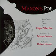 9780964292246: Maxon's Poe: Seven stories and poems