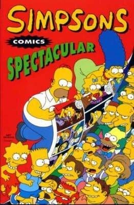 9780964299917: Simpsons Comics Spectacular