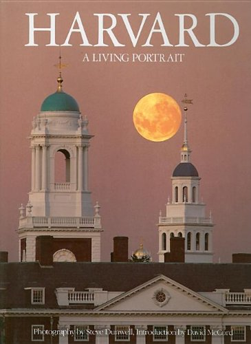 9780964301511: Harvard: A Living Portrait