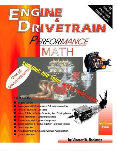 9780964302488: Engine & Drivetrain Performance Math (Volume Two)