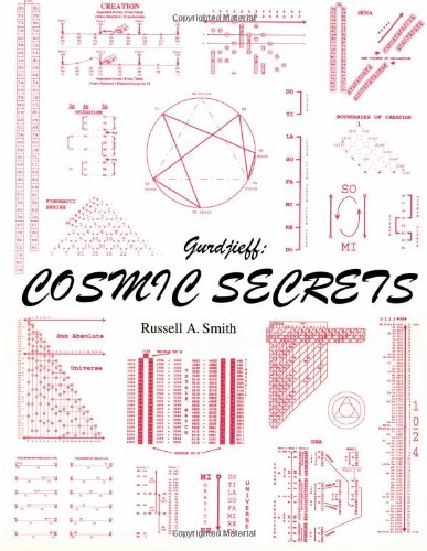 9780964303102: Gurdjieff: Cosmic Secrets