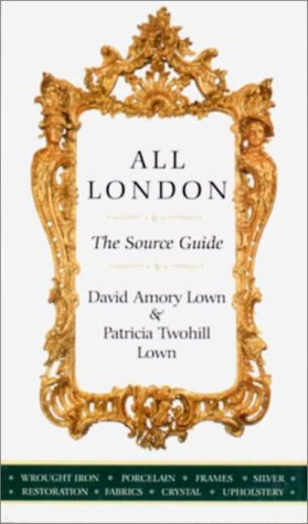 9780964325647: All London: The Source Guide (All City Series)