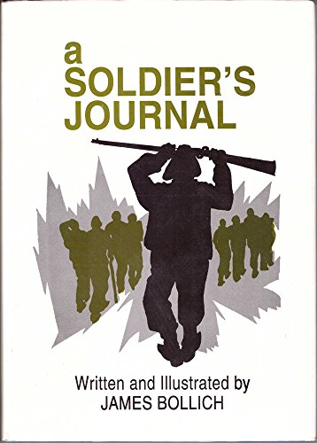 9780964327535: A soldier's journal