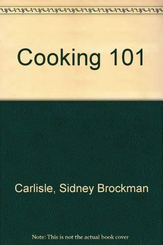 Cooking 101: Carlisle, Sidney Brockman
