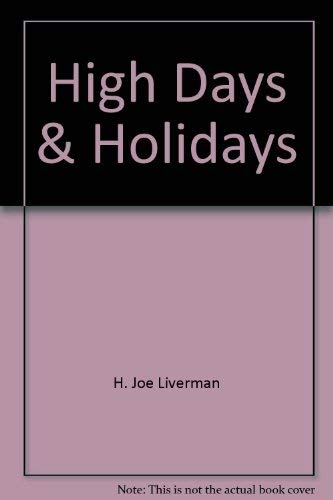 High Days & Holidays; Scenes from a Tyrrell County Childhood: H. Joe Liverman