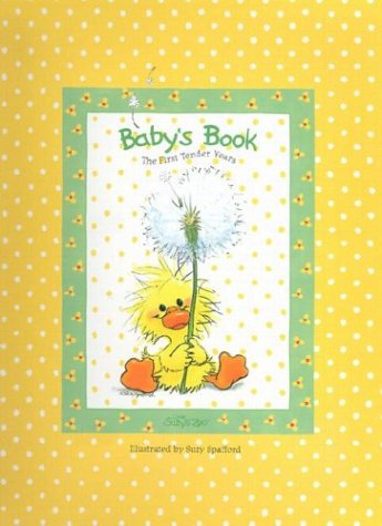 9780964358829: Baby's Book: The First Tender Years