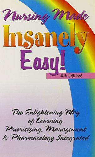 Nursing Made Insanely Easy: Rayfield, Sylvia; Manning,