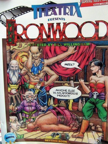 Theatrix Presents Ironwood: Willingham, Bill