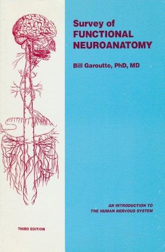 9780964364400: Survey of Functional Neuroanatomy