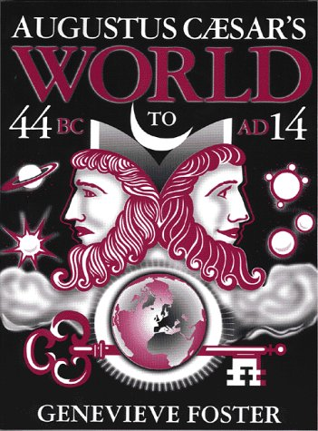 9780964380325: Augustus Caesar's World