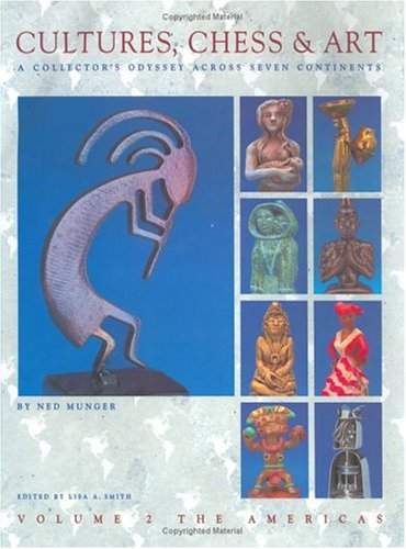 9780964404670: Cultures, Chess & Art: Volume 2: The Americas