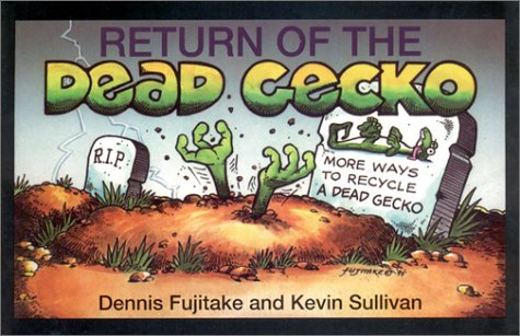 Return of the Dead Gecko (9780964414921) by Kevin Sullivan