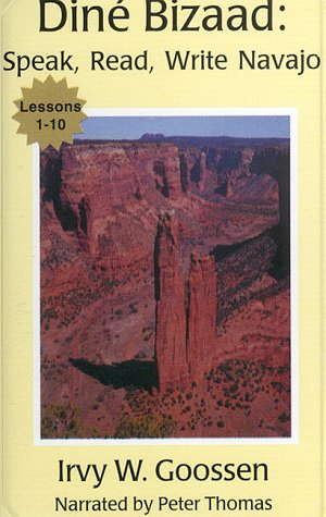 9780964418967: Dine Bizaad: Speak, Read, Write Navajo : Lessons 1-10