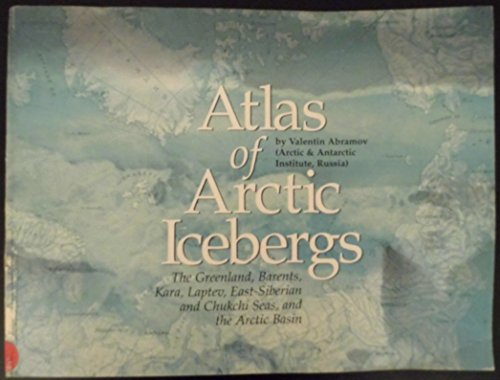 Atlas of Arctic Icebergs