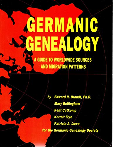 Germanic Genealogy a Guide