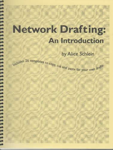 9780964447400: Network drafting: An Introduction
