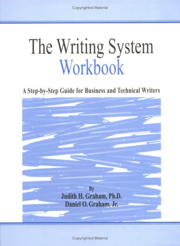 9780964449503: The Writing System Workbook