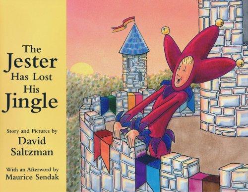 The Jester Has Lost His Jingle (UNCOMMON: Saltzman, David [Maurice