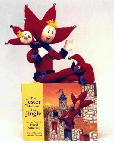 9780964456327: The Jester Has Lost His Jingle Book and Doll Gift Package