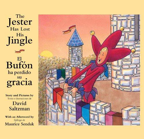 9780964456358: The Jester Has Lost His Jingle/El Bufon ha perdido su gracia (Bilingual English and Spanish) (Spanish and English Edition)