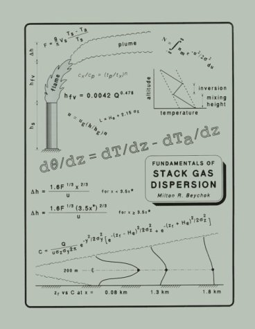 9780964458802: Fundamentals of Stack Gas Dispersion
