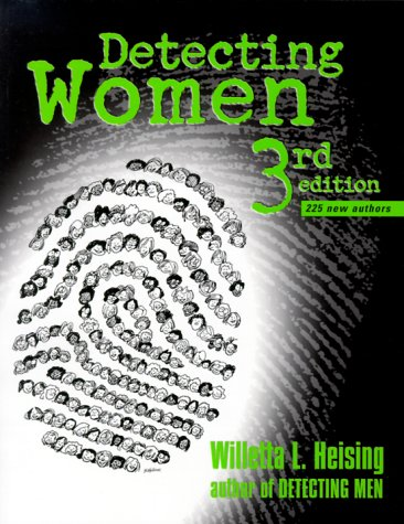 9780964459366: Detecting Women: A Readers Guide and Checklist for Mystery Series Written by Women