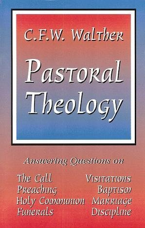 9780964479906: Walther's Pastorale, That is, American Lutheran Pastoral Theology