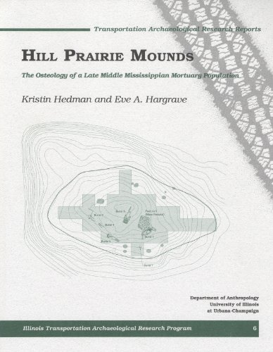 9780964488151: Hill Prairie Mounds (Transportation archaeological research reports)